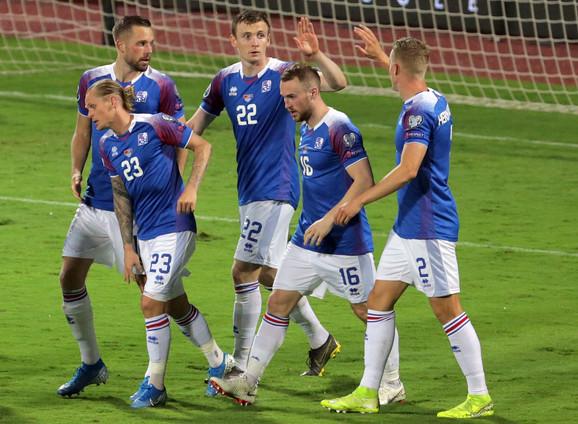 Fudbaleri Islanda