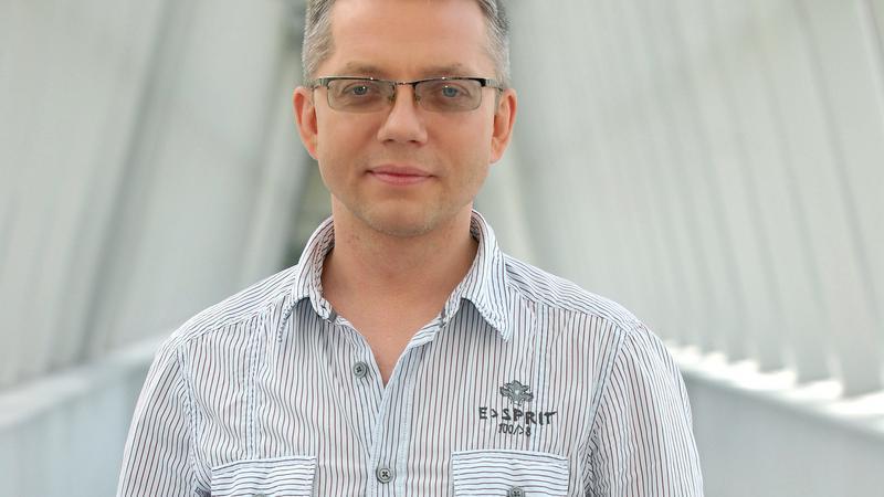 Jacek Łągwa (fot. mwmedia)