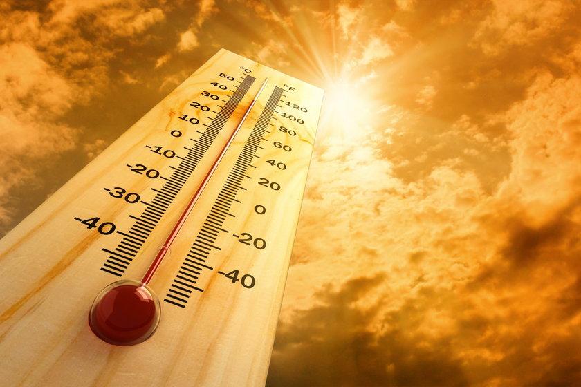 Nagłe uderzenia gorąca już w sobotę