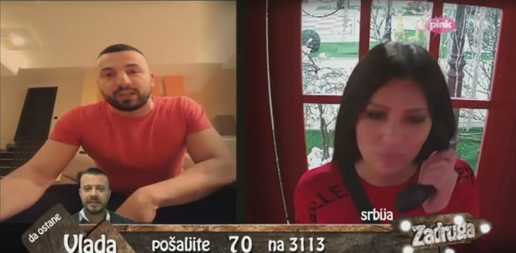 Stanija Dobrojević i Vladimir Tomović
