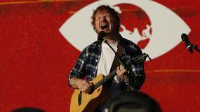 Ed Sheeran trafił do szpitala. Został zraniony mieczem przez księżniczkę