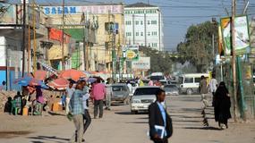 Polak, ojciec somalijskiego alfabetu