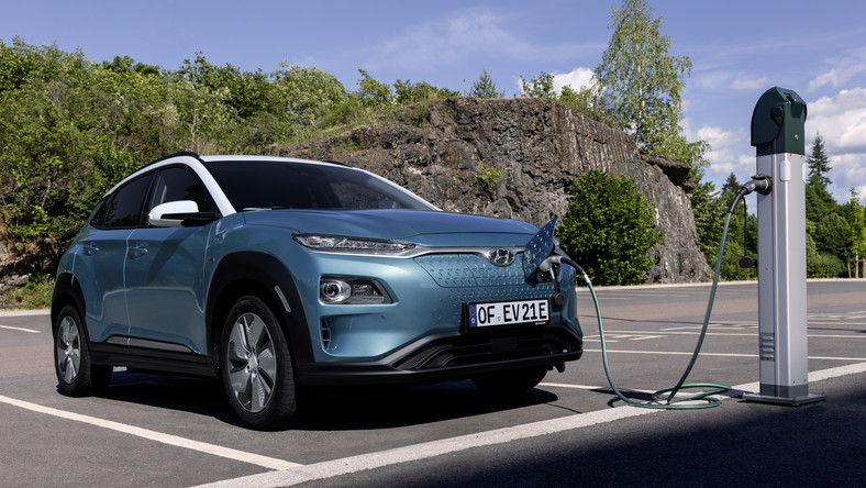 "Hyundai Kona Electric – ten ""elektryk"" ma sens 
