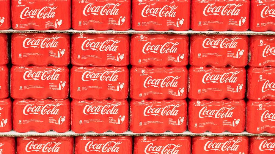 """Coca-cola usunęła szkolenie radzące pracownikom, by """"być mniej białym"""""""