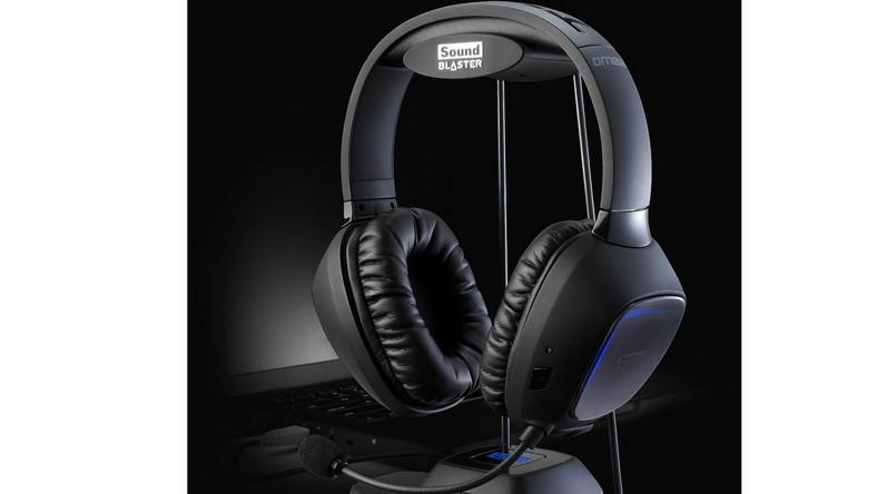 Nowe, drogie słuchawki od Creative