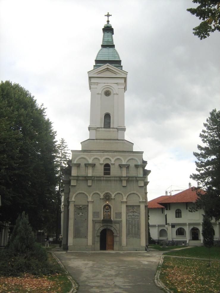 Valjevska Crkva Pokrova presvete Bogorodice