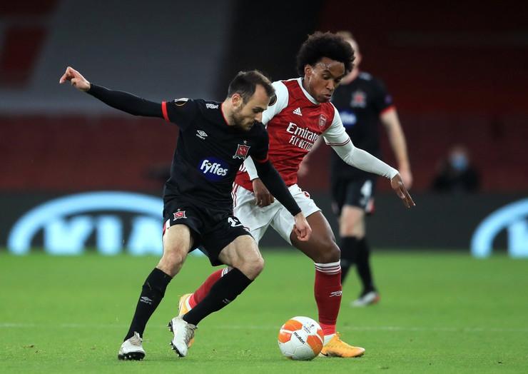 Stefan Čolović protiv Arsenala