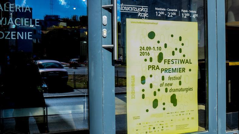 Festiwal Prapremier 2016: dzień pierwszy