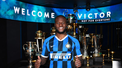 Victor Moses is the 8th Nigerian to wear the Inter shirt; but how did the other players fare at the club?