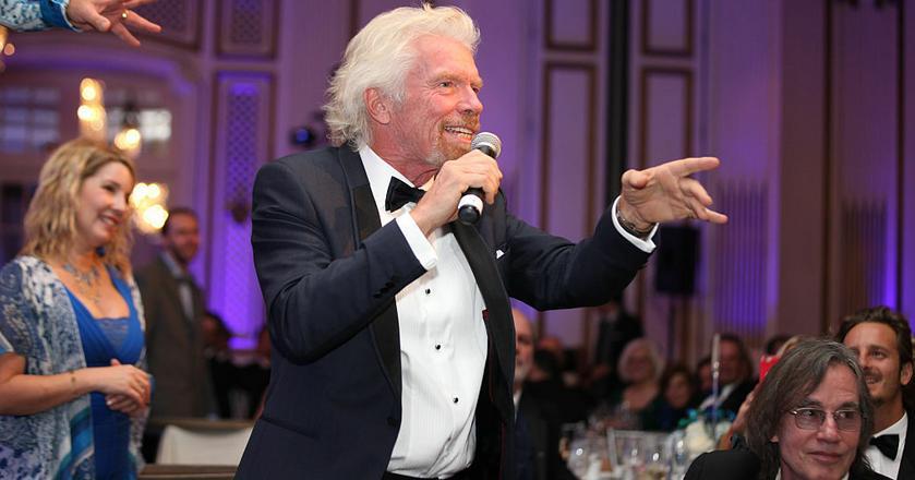 Majątek Richarda Bransona szacowany jest na ponad 5 miliardów dolarów