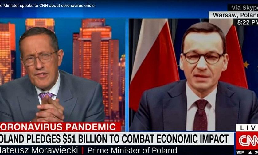 Premier alarmuje w zagranicznych mediach: To trzęsienie ziemi dla naszej gospodarki!