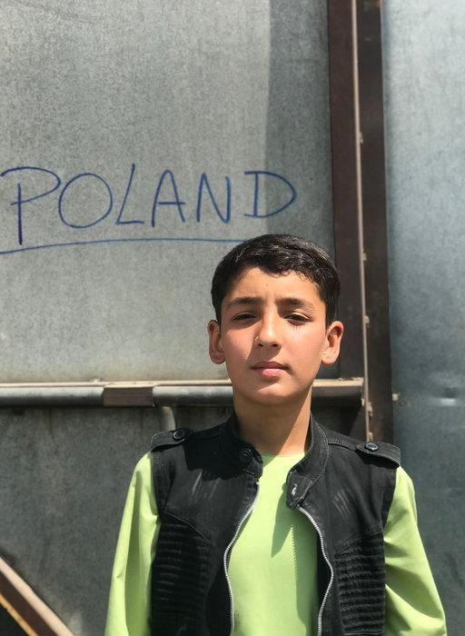 Dramat 13-latka. Rozdzielił się z rodziną w czasie ucieczki do Polski. Tragiczne wieści o jego rodzicach