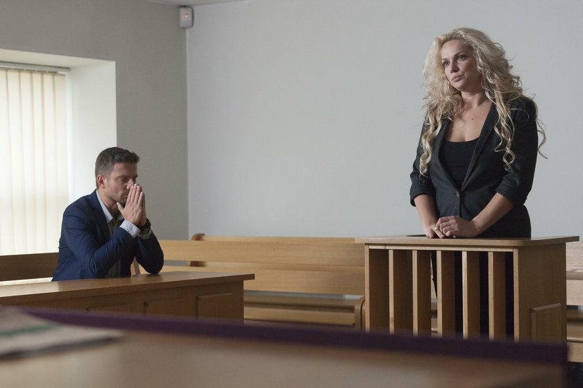 Joanna Liszowska i Marcin Rogacewicz