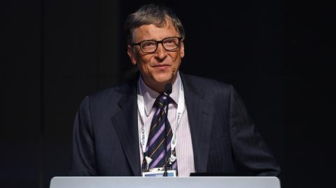 Bill Gates przewodzi funduszowi Breakthrough Energy Ventures