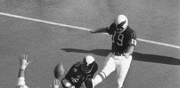 Zmarł Tom Dempsey. Słynny gracz futbolu amerykańskiego miał 73 lata