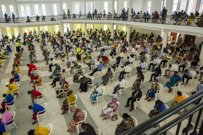 Fizička distanca se u Ruandi maksimalno poštuje