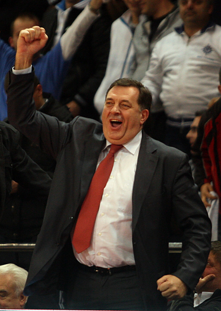 Laktasi Milorad Dodik predsednik RS