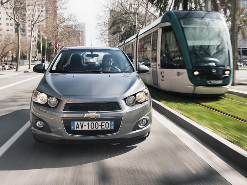 Chevrolet aveo już w Polsce