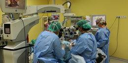 Komórki macierzyste przywrócą im wzrok. Pionierskie operacje w Katowicach!