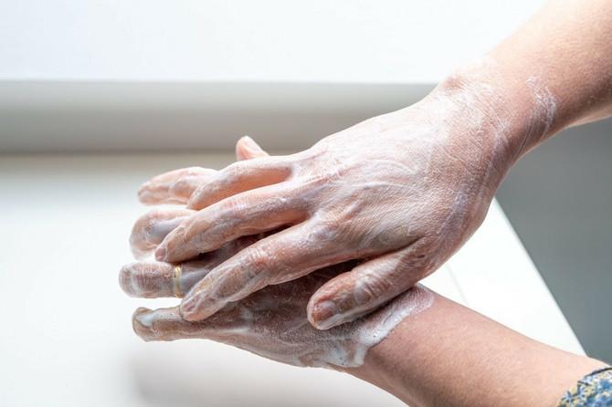 Pranje ruku kao važna preventivna mera