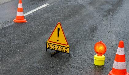 Tragedia na drodze. Nie żyje 32-latek