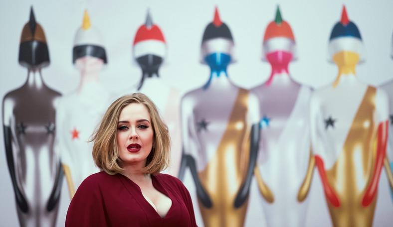 Adele największą gwiazdą Brit Awards 2016