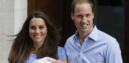 Książę William pierwszy raz o synu: Jest strasznym łobuzem