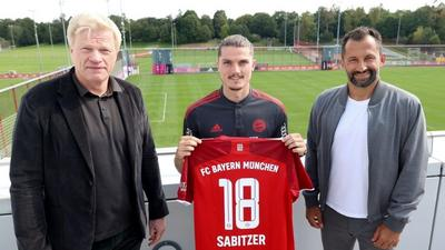 Bayern recruit Sabitzer braced for boos on Leipzig return