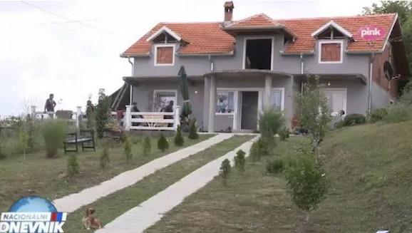 Kuća u kojoj se dogodio masakr