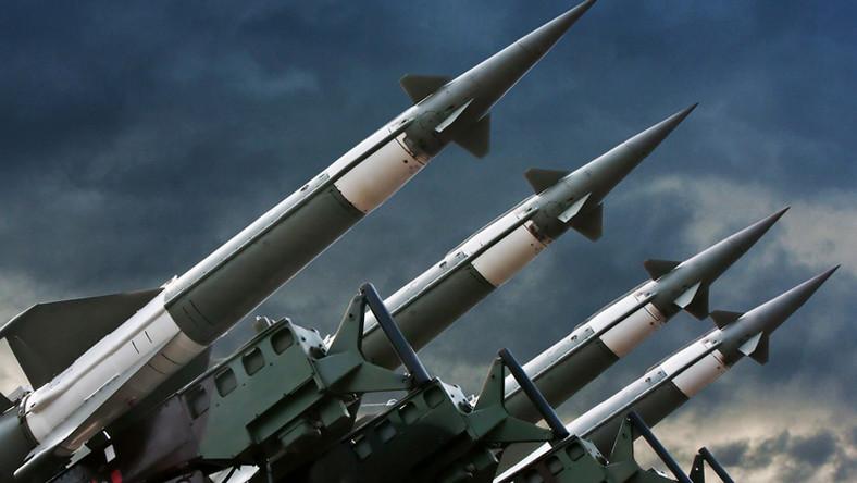 Pociski rakietowe - zdjęcie ilustracyjne