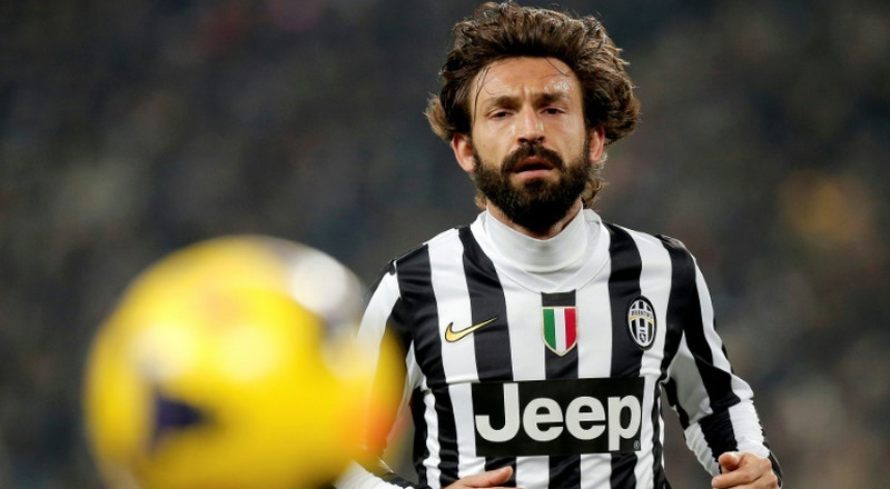 Juve enter uncharted waters with Pirlo at helm