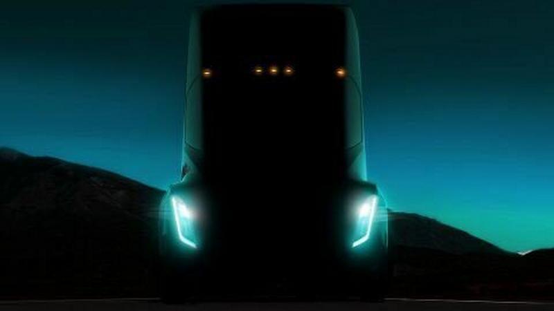 Tesla pokazuje nowy pojazd