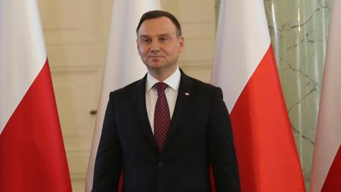Prezydent Andrzej Duda powiedział, że węgiel jest strategicznym interesem Rzeczypospolitej