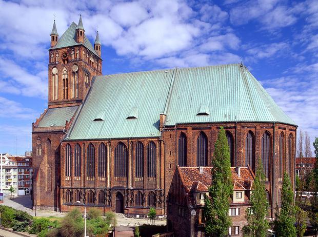 Szczecin, katedra św. Jakuba