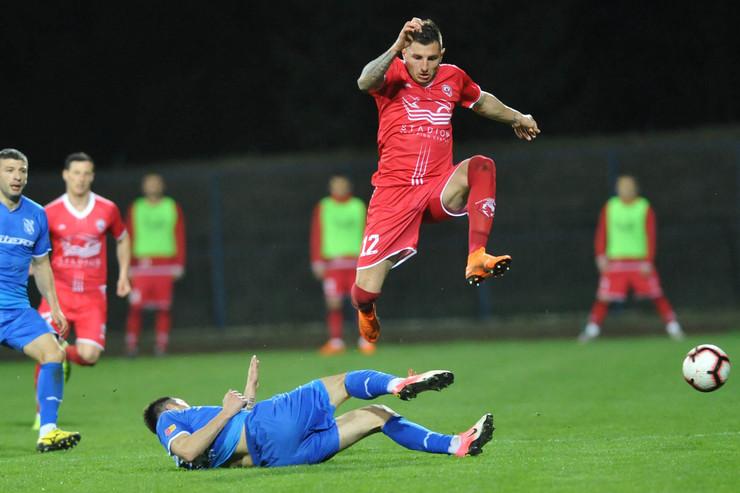 FK Mladost Lučani, FK Voždovac