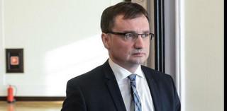 Minister Ziobro i wniosek, którego nie było