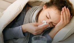 Epidemia grypy, ponad 50 tysięcy zachorowań