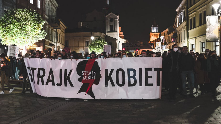 Wyróżniono ruch społeczny Strajk Kobiet