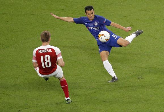 Pedro je postigao drugi gol za Čelsi
