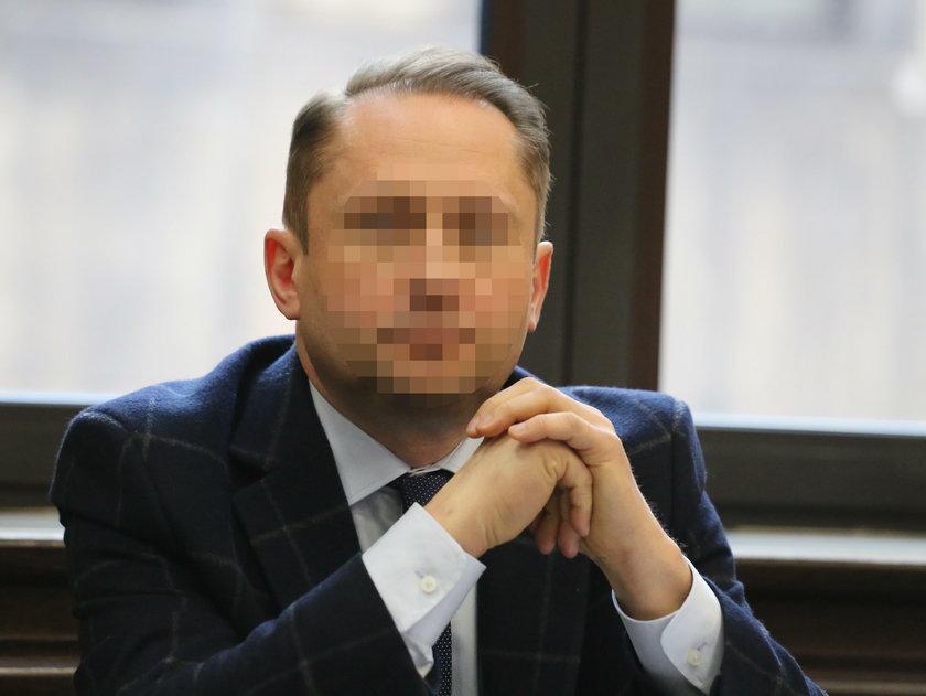 """Świadek o kolizji dziennikarza, Kamila D. """"Prędkość była ogromna"""""""