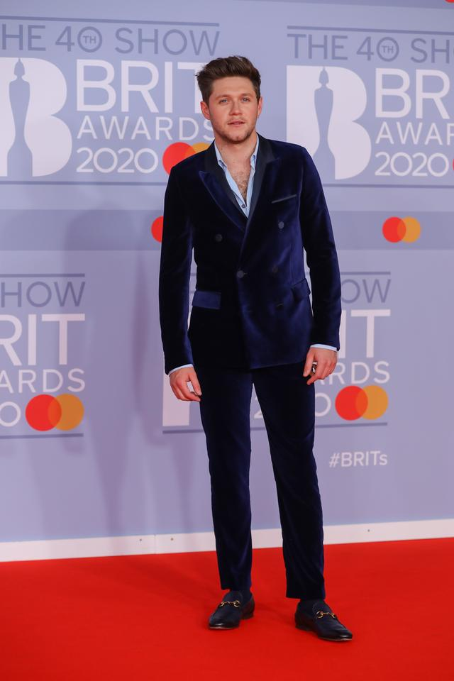 Brit Awards 2020: Niall Horan