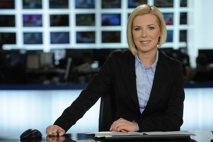 Dziennikarka Tvn24 Joanna Kryńska Po Ciąży Joanna Kryńska Wróciła