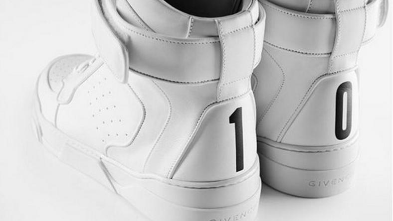 051a09fd2b6 Givenchy Artistic director unveils limited edition sneakers - Pulse ...