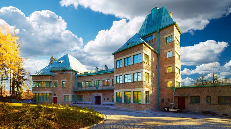 Rezydencja w Wiśle