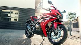 Amerykańscy złodzieje lubią japońskie motocykle