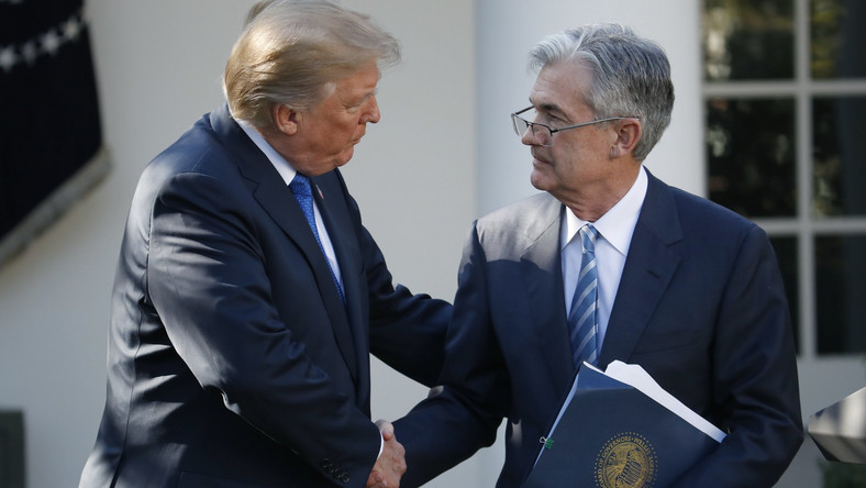 trump powell fed interest rates