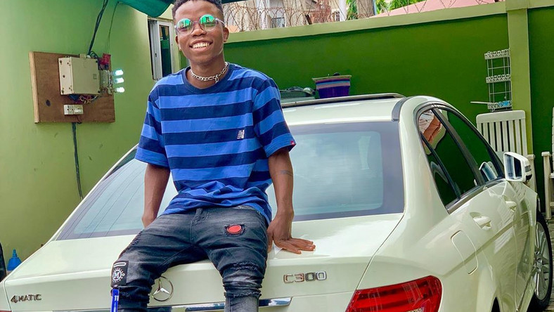 Lyta says he was never signed to Olamide's YBNL (Video) - Pulse Nigeria