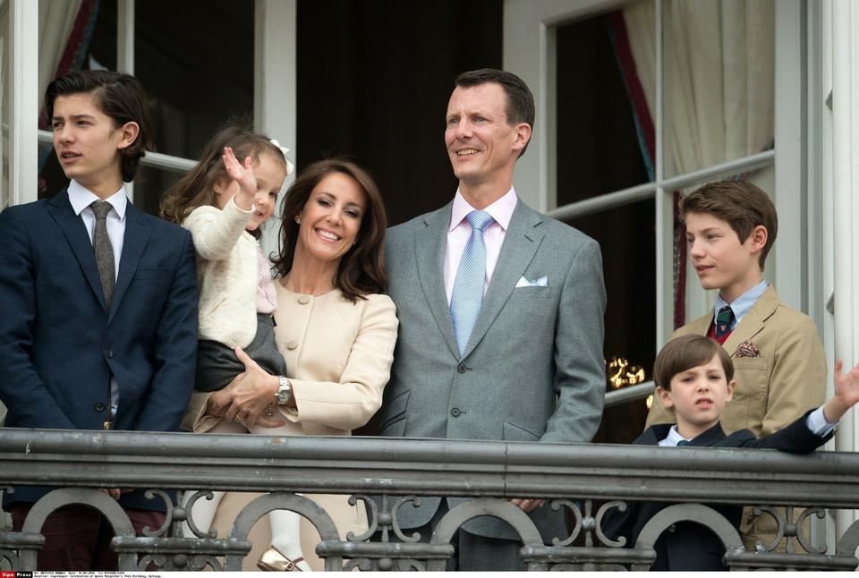 Księżniczka Atena i książę Henryk