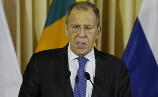 Ławrow: Rosję niepokoją podejmowane z zewnątrz próby wykorzystania sytuacji na Białorusi