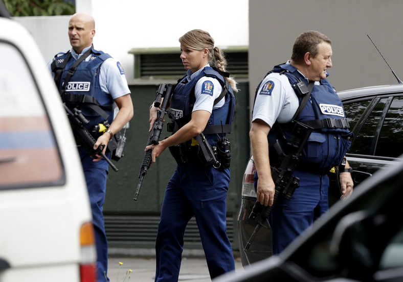 christchurch new zealand shooting police
